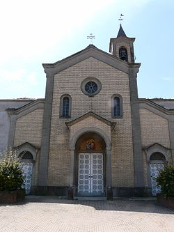 Church of San Tommaso.