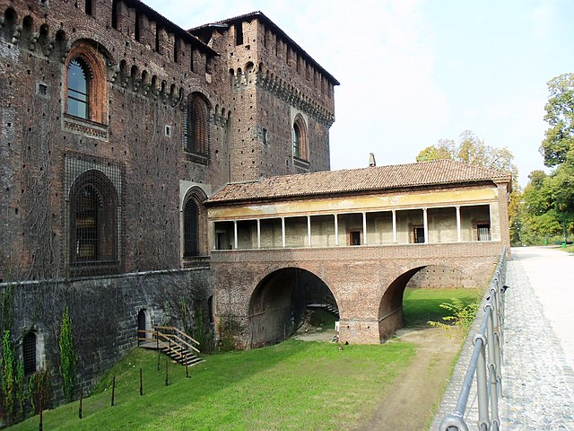 Hotels Near Sforza Castle Milan