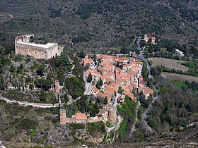 Image illustrative de l'article Château de Castelnou