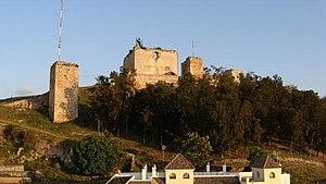 Morón de la Frontera - Image: Castillo de Morón