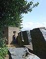 Castle defences - geograph.org.uk - 508532.jpg