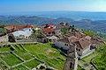 Castle grounds from above - Kruja, Albania.jpg