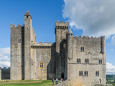 Castle of Beynac, Dordogne, France