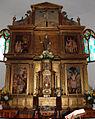 Castrejón de la Peña Church of Saint Agatha 010 Altar piece.jpg