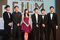 "Casts & Crew from ""Tokyo Sunrise"" at Opening Ceremony of the 28th Tokyo International Film Festival (22415052942).jpg"