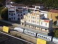 Catalunya en Miniatura-Museu Maricel i Estació de Sitges.JPG