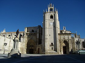 Image illustrative de l'article Cathédrale San Antolín de Palencia
