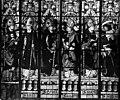 Cathédrale Notre-Dame - Vitrail, bras nord du transept, prophètes, après restauration - Evreux - Médiathèque de l'architecture et du patrimoine - APMH00015137.jpg