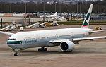 Cathay Pacific B777 B-KQR (26228443106).jpg