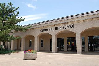 Cedar Hill High School Public school in Cedar Hill, Texas, United States