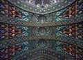 Ceiling of an interance of Atabki Sahn in Fatima Masumeh Shrine, Qom, Iran2.jpg
