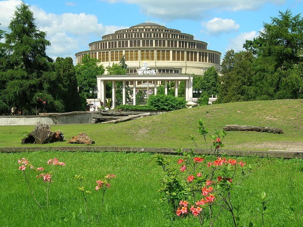 Centennial Hall in Wrocław and Zoo Wrocław