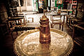 Cezve coffee pot in a small coffee shop on the side of the road..jpg