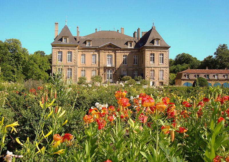 Fichier:Château de La Grange.jpg
