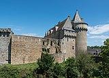 Château de Suscinio, South view 20170612 1.jpg