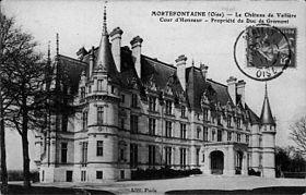 Château de Vallière