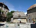 Châteauneuf-d'Entraunes - Place du village -1.JPG