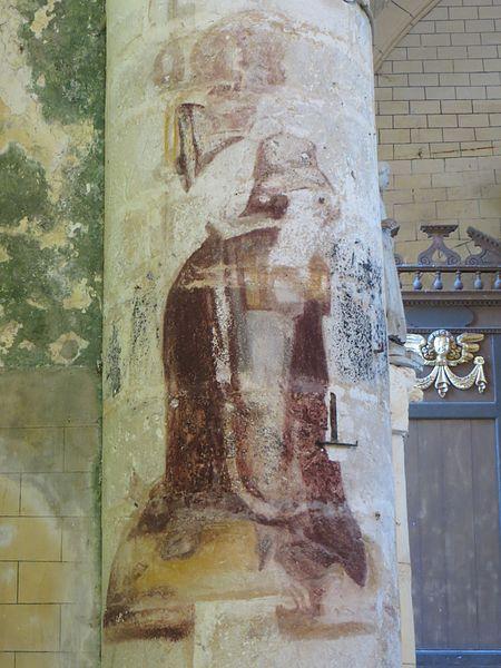 Fresque de la Sainte Trinité