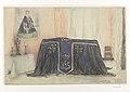 Chère morte, drawing by James Ensor, Prints Department, Royal Library of Belgium, S. V 97128.jpg