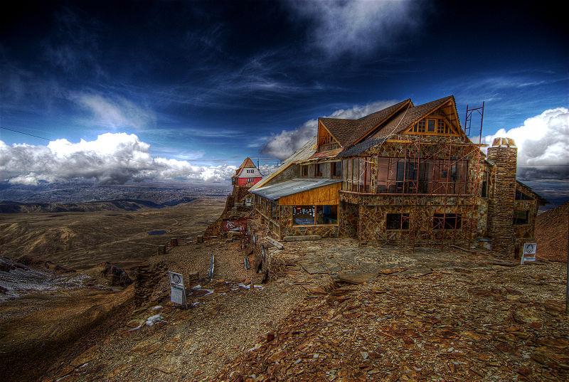 Onde ver neve na Bolívia