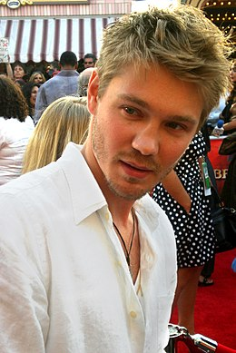 Chad Michael Murray vuonna 2007.