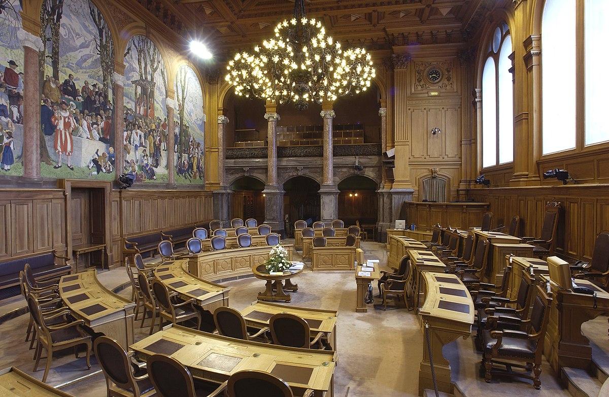 Chambre haute — Wikipédia