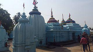 Narasinghpur Block Area in Odisha, India
