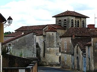 Chantérac Commune in Nouvelle-Aquitaine, France