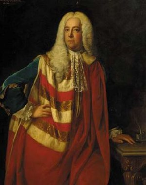 Charles Bennet, 4th Earl of Tankerville - Image: Charles Bennet, 2nd Earl of Tankerville