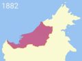 Charles Brooke territorial acquisition (1882).png