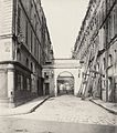 Charles Marville, Rue de Harlay au Palais, ca. 1853–70.jpg