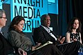Charles Sykes, Mirta Ojito, Mizell Stewart III and Joanne Lipman during the Knight Media Forum (47228750621).jpg