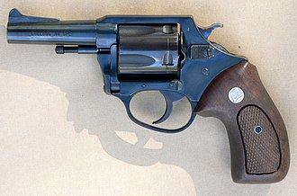 Charter Arms Bulldog - Older production Charter Arms Bulldog in .44 Special