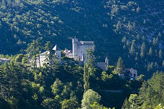 Aulan - Chateau