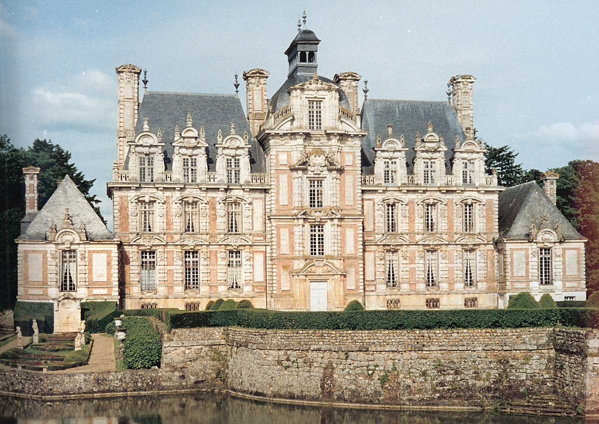 Chateau De Beaumesnil Wikipedia