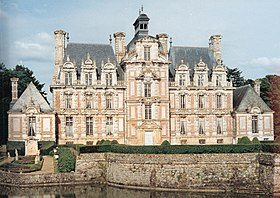 Image illustrative de l'article Château de Beaumesnil