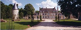 The chateau in Dadonville