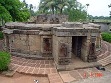 Chausath Yogini Temple - Outside.JPG