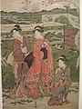 Cherry Blossom Viewing in the Inner Garden by Utagawa Toyokuni I.JPG