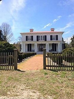 Cherry Hill Plantation - Wikipedia