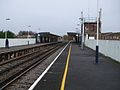 Chessington North stn look north.JPG