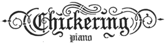 Chickering & Sons - Image: Chickering piano logo