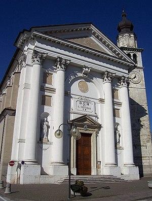 Santa Giustina - S. Giustina Church