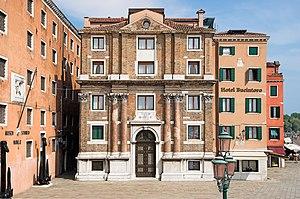 San Biagio, Venice - Image: Chiesa di San Biagio (Venice)
