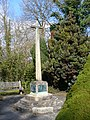 Chilworth War Memorial - geograph.org.uk - 1763639.jpg
