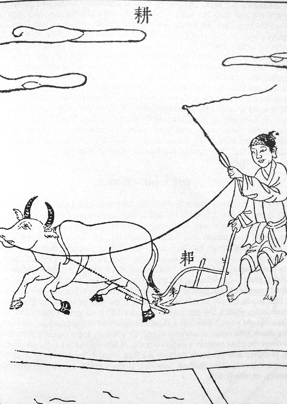 ChineseIronPlow1637