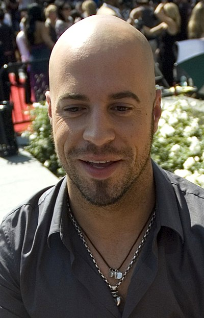 Picture of a band or musician: Chris Daughtry