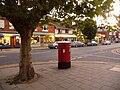 Christchurch, postbox No. BH23 17, Bargates - geograph.org.uk - 1367800.jpg
