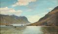 Christian Blache - Seidisfjord - 1881.png