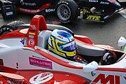 Christian Vietoris - im Formel 3, 2008